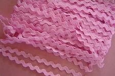 13 METER ZACKENLITZE Pink Borte Spitze 5 mm RR 051