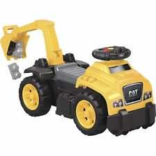 Mega Bloks Cat 3-In-1 Excavator Ride-On Age 1-3 Yellow Dch13