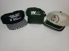 3 Waste Management Adjustable Hat Cap 1 NASCAR Endorsed