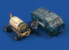 Verlinden 1/48 USAF Liquid Oxygen Cart and Liquid Nitrogen Servicing Cart 2559