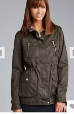 Utility Parka By New Look, BNWT, Size 8