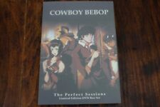 Cowboy Bebop - The Perfect Sessions Limited Edition 3 DVD Box Set