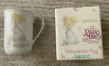 "Vintage Enesco 1989 Precious Moments ""Grandma� Cup/Mug New In Box."