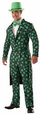 Shamrock Formal Suit - Adult St. Patrick's Day Irish Costume