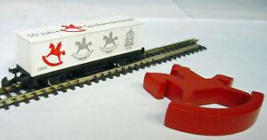 Märklin, Sondermodell der Spielwarenmesse 1999,Güterwagen, Z, NEU & in OVP