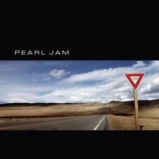 PEARL JAM 'YIELD LP NEW 1998 150-gram Vinyl Eddie Vedder No Code Cutout Jacket