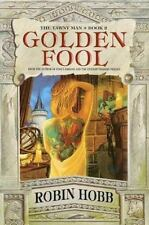 Tawny Man Trilogy: The Golden Fool Bk. 2 by Robin Hobb (2003, Hardcover)