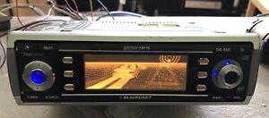 BLAUPUNKT BRONX MP75 MP3 WMA CD RADIO PLAYER RARE MODEL