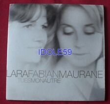 Lara Fabian & Maurane, tu es mon autre, CD single 3 titres