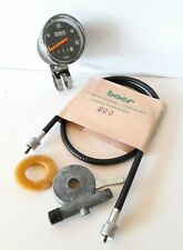 HURET Contachilometri Manubrio Speedometer Handlebar Piaggio Ciao Ciclomotore