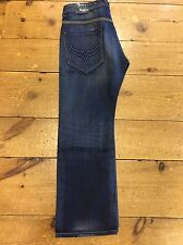 Pepe Jeans London DEMOBBED Relaxed Jeans/B68 Wash - 36/30 WAS £85.00, NOW £45.00