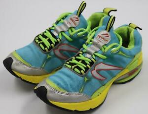 Newton Womens Casual Athletic Terra Momentum Running Luguna Lime Shoes Size 9