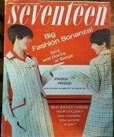 Vintage Seventeen Magazine February 1966 2/66 Diane Conlon Carol Ford