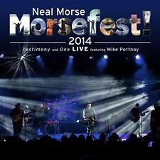 Neal Morse-Morse festa! 2014 (2-dvd+4-cd) boxdvd