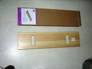 DMI Transfer Board made of Heavy-Duty Wood for Patient, Senior and Handicap M...
