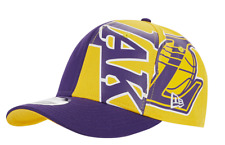 Los Angeles Lakers Cap NBA Basketball New Era Kappe Stretch Snapback 9fifty S /M