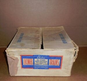 "% Lionel O Trains .. ""EMPTY BOX for Lionel Freight Train Set #2141WS"""
