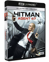HITMAN - AGENT 47 (BLU-RAY 4K + BLU-RAY) DEFINIZIONE ULTRA HD