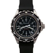 MARATHON GSAR WATCH Sterile MILITARY DIVER: NEWEST CONTRACT, 2-year warranty