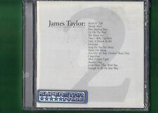 JAMES TAYLOR -  GREATEST HITS VOLUME 2 CD NUOVO SIGILLATO
