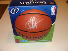 Raptors Grizzlies Vince Carter Signed NBA Basketball Autograph COA Mavs Magic