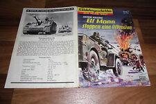 SOLDATENGESCHICHTEN  # 11 -- 11 MANN STOPPEN eine OFFENSIVE // in Karelien 1958
