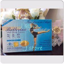 3 Boxes Original Ballerina Slimming Capsules Diet Burn Fats Wieght Loss Pills