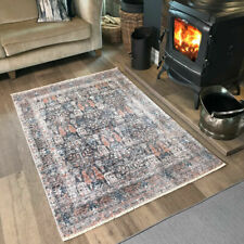 Large Terra Grey Moroccan Rug Traditional Rugs For Living Room Scandi Boho Mats