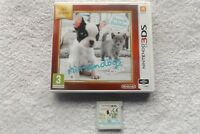 NINTENDOGS + CATS FRENCH BULLDOG & NEW FRIENDS 3DS V.G.C. FAST POST