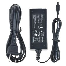 AC Adapter Battery Charger for SONY Handycam DCR-HC65 HDR-SR12 Cord Power Supply