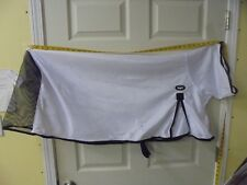 Tough-1 Mini Mesh Fly Sheet - White - NEW -