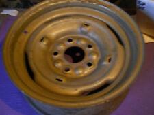 "1965-1970 BUICK wheel rim ORIGINAL STRAIGHT RIM 15"" 6 ""W. 5X5 BP. 3 1/2 BS"