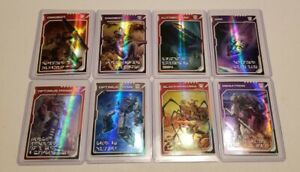 Transformers Kingdom Golden Disk Optimus Prime Megatron Ark Blackarachnia Lot