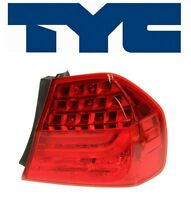 BMW E90 328i 335i M3 Passenger Right Outer Taillight for Fender 63217289430 TYC