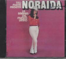 FANIA Mega RARE Tito Puente presenta Noraida LA BARBARA DEL MUNDO LATINO mayuba