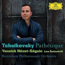 "Tchaikovsky: Symphony No.6 ""Pathétique""; etc. (CD, 2013, DG) Néznet-Séguin - new"