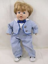 "16"" Adorable Baby Boy Doll"