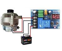 6-60V lead-acid Battery Charging Controller ProtectionSwitch 12V 24V 48V XH-M604