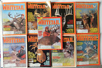 Lot of 9 North American Whitetail Deer Hunting Magazines 1992 - 1999
