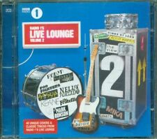 Radio 1'S Bbc Live Lounge Vol. 2 - Foo Fighters/Amy Winehouse/Kasabian 2X Cd Ex