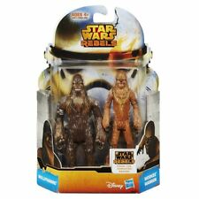 Star Wars Rebels Mission Series Wullffwarro & Wookiee Warrior