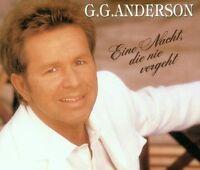 G.G. Anderson Eine Nacht, die nie vergeht (1999) [Maxi-CD]