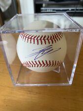 LA Angels Shohei Ohtani Autographed OML Baseball  PSA DNA