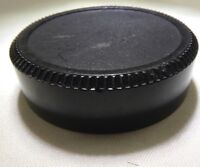 Universal M42 Screw in Rear Lens Cap Plastic Pentax mount manual focus vintage
