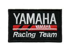 For Yamaha Motorcycle Sport Racing P110 Embroidered Iron on Patch High Quality