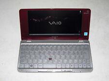 Sony Vaio VGN P70H P Series Lifestyle UMPC Intel Atom 1.33GHz 60GB HDD 2GB CAM