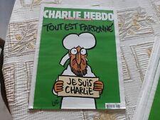 CHARLIE HEBDO - n°1178 -  du 14 janvier 2015 (2è tirage) -