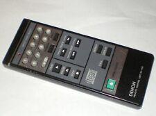 OEM Denon Model RC-1100 Remote Control For DC-D1100 DCD1100 CD Player - DD-0601
