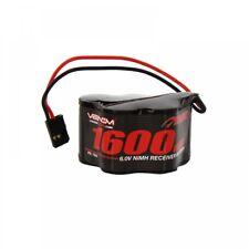 Venom NiMH 5-Cell 6.0V 1600mAh Hump Receiver Universal 1504