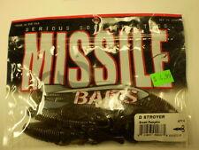 MISSILE  DESTROYER 7 INCH,2-PACKS PER DEAL GREEN PUMPKIN